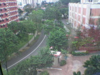 center park apartment at Asu Road