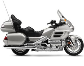 Gold Wing Airbag