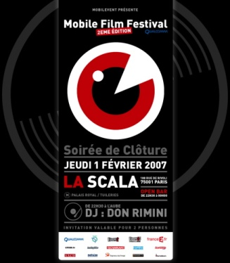 2nd Mobile Film Festival 2007